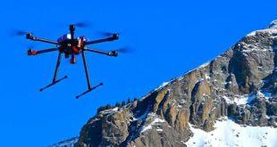 Mappare i ghiacciai con i droni grazie al progetto Dream